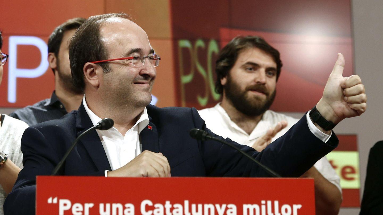 Miquel Iceta. (EFE)