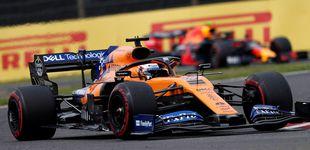 Post de Resultado Libres: Carlos Sainz se luce y la clasificación pasa al domingo por el tifón