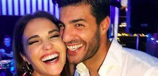 Post de Paula Echevarría, radiante en la fiesta de cumpleaños de Miguel Torres