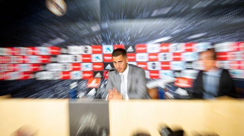Por qué Hazard no es el típico futbolista garrulo (y no hace falta poner ejemplos)