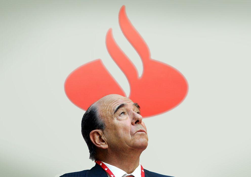 Foto: Fotografía de archivo de Emilio Botín. (Reuters)
