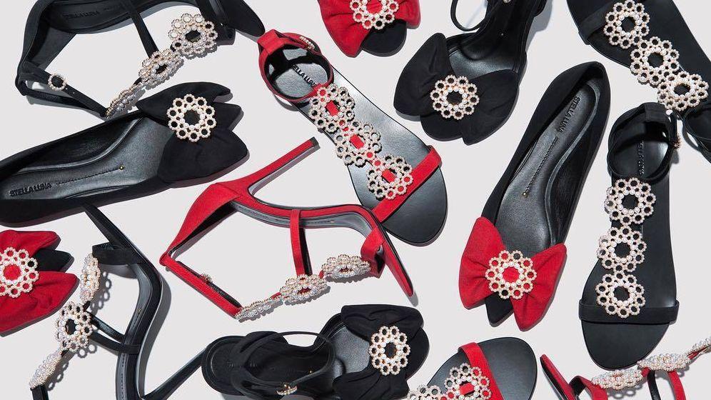 Foto: Zapatos de Stella Luna.
