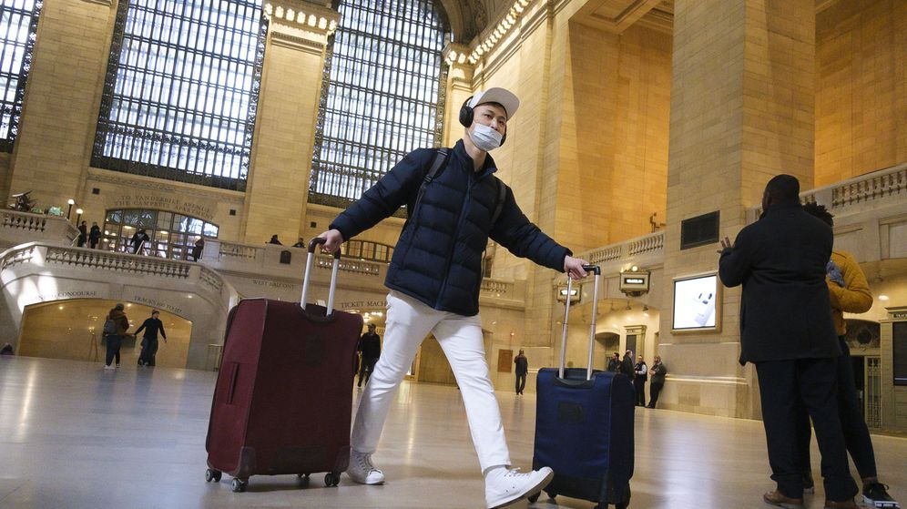 Foto: Gran Estación Central de Nueva York. Foto: Efe