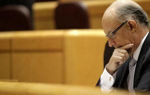 Los nacionalistas se lanzan contra Montoro por romper el mito de las balanzas fiscales