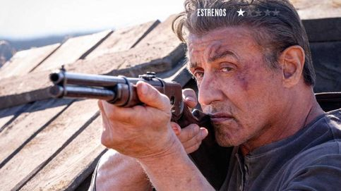 'Rambo V: Last Blood': yo soy el muro de Trump