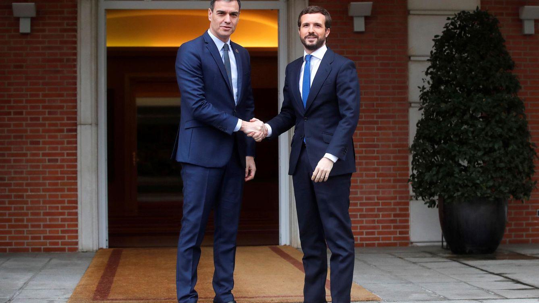 Sánchez y Casado rompen los últimos puentes y dejan las instituciones sin renovar
