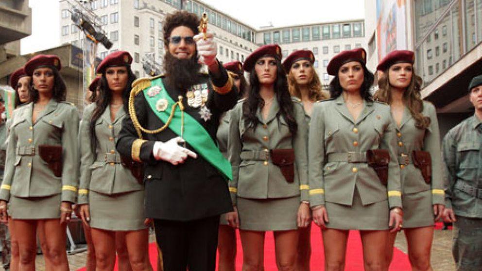 De Chaplin a Sacha Baron Cohen: así ha retratado el cine a los dictadores
