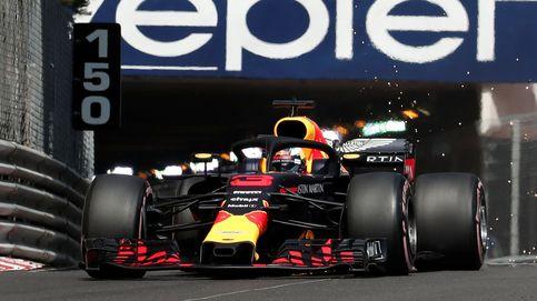 La clasificación del GP de Mónaco en directo: Alonso quiere acercarse a Red Bull