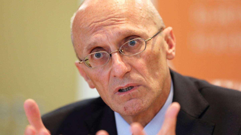 Andrea Enria, presidente del MUS. (Reuters)