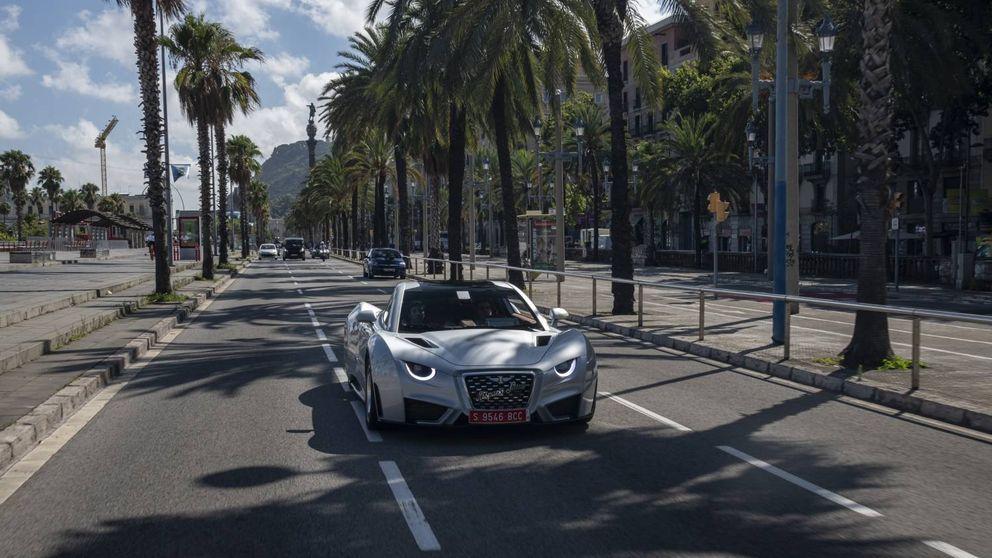 Así es Carmen, el coche eléctrico español de Hispano Suiza (con 400 km de autonomía)