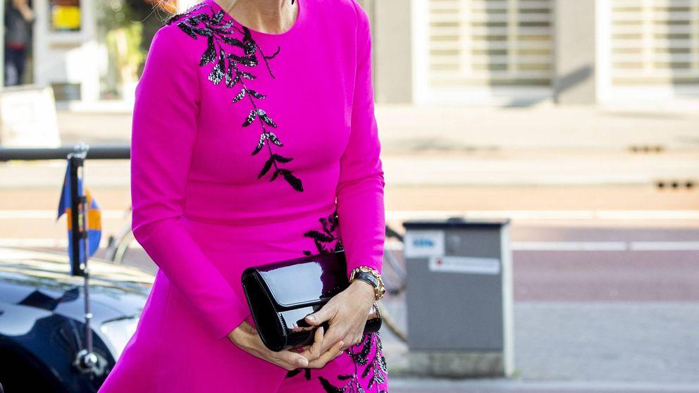 Máxima de Holanda repite uno de sus vestidos más icónicos (y vuelve a acertar)