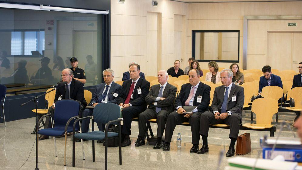 Foto: Juicio a los exdirectivos de Los exdirectivos de NovaCaixaGalicia. (EFE)