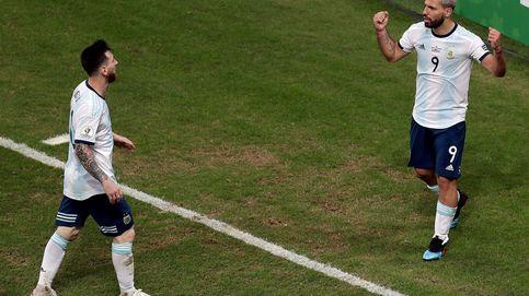 El Kun Agüero firma por el Barça y se convierte en el primer fichaje de Laporta