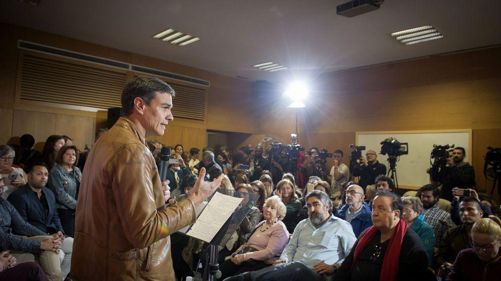Sánchez avisa a los barones: Defiendo un PSOE de militantes, no de notables