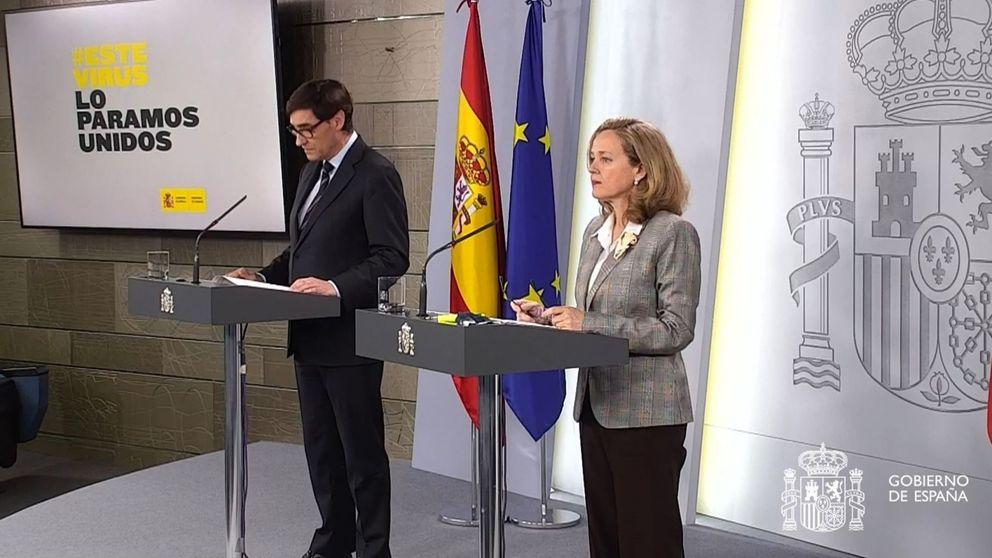 El Gobierno descarta cerrar más sectores económicos para que España no se pare