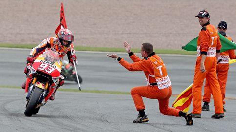 Honda gana en la pista y Yamaha pierde en los boxes