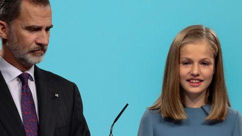La princesa de Asturias también acudirá el Día de la Constitución al Congreso
