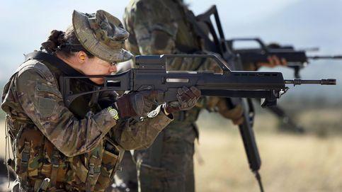 Cinco militares españoles heridos tras volcar su vehículo Lince en Mali