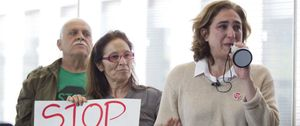Foto: Ada Colau denunciará a Cifuentes por vincular a la PAH con grupos filoetarras