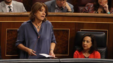 El PP exige la dimisión de la ministra de Justicia porque su situación es insostenible