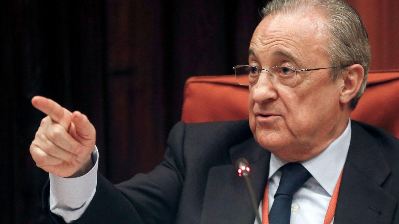 Florentino busca en Italia el plan de pensiones de ACS... y de sus herederos
