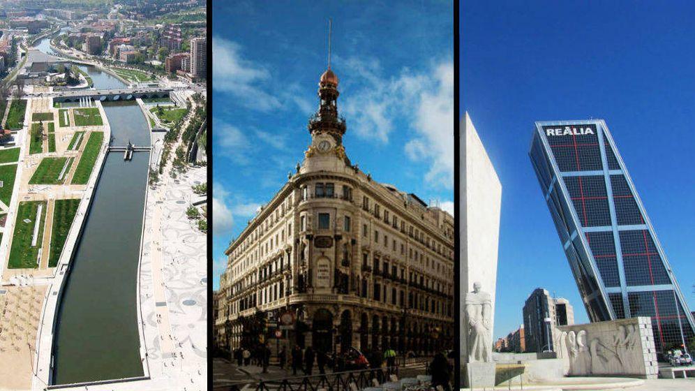 Diez hitos urbanísticos que Madrid sí ha sacado adelante en los últimos 25 años