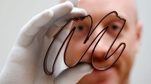 ¡Relámete en tres dimensiones! La impresión 3D de chocolate ya es una realidad