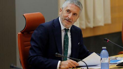 Marlaska tacha de reforma radical la idea de desmilitarizar la GC apoyada por Iglesias