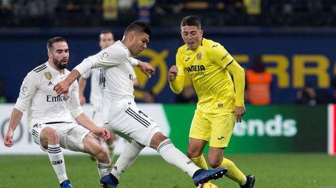 Villarreal - Real Madrid en directo: resumen, goles y resultado