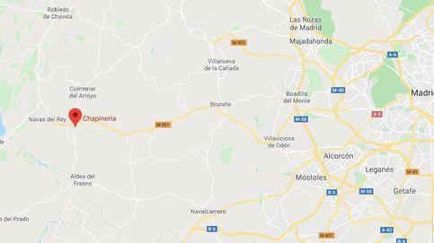 Hallan el cadáver de una anciana descuartizada en Chapinería (Madrid)