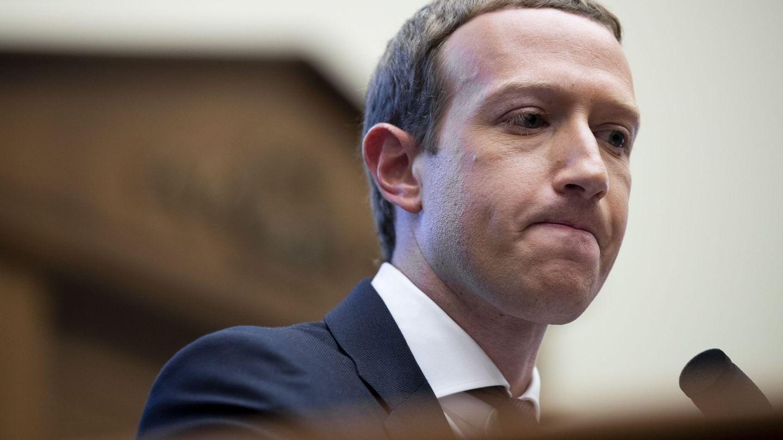 Mark Zuckerbeg. (Reuters)