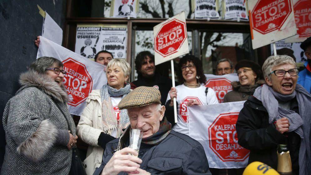 Foto: Europa ratifica que los bancos podrán seguir desahuciando en casos de mala praxis. (Foto: Efe)