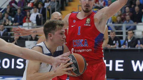 CSKA y Madrid se tientan la ropa