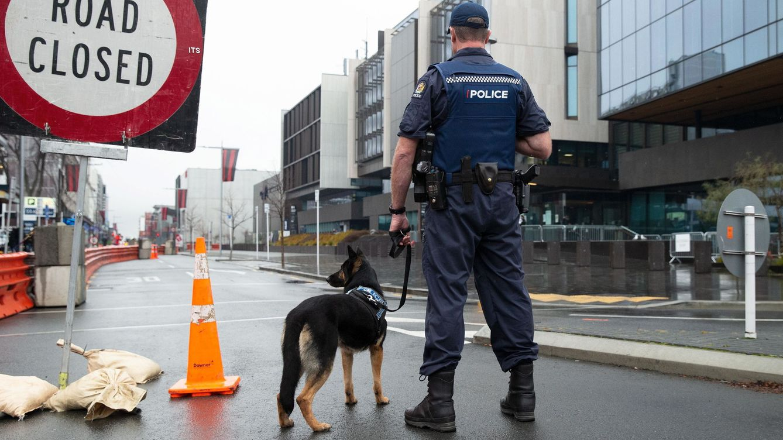 Cuatro personas heridas en un ataque con cuchillo en un supermercado en Nueva Zelanda