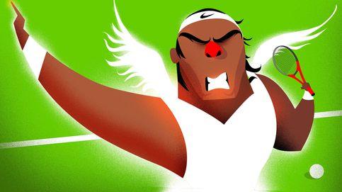 Rafa Nadal y la leyenda del tenista que daba miedo hasta a sus mayores rivales