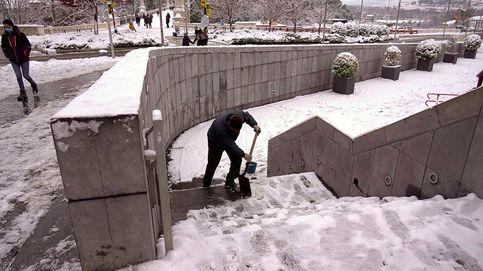 El frío de hasta -25 grados pone en alerta a 12 comunidades autónomas