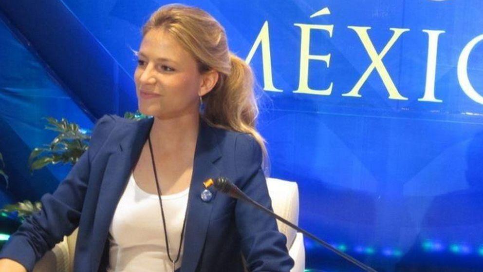 Tita Astolfi se codea ya con los líderes del PP andaluz