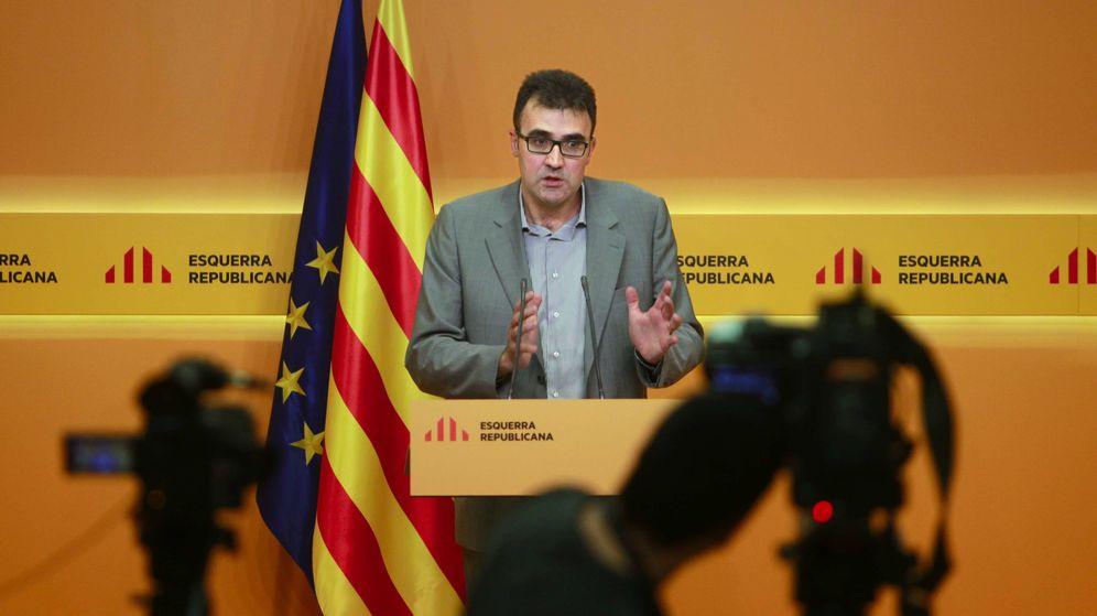 Foto: El nuevo secretario de Hacienda, el republicano Lluís Salvadó. (EFE)