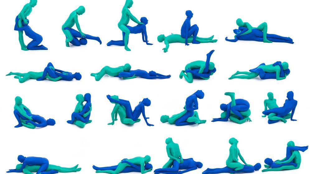 Foto: Modelos interpretando las posiciones. (iStock)