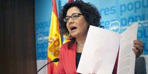 Foto: El PP demandará a Barreda si no restablece la señal de Telemadrid en siete días