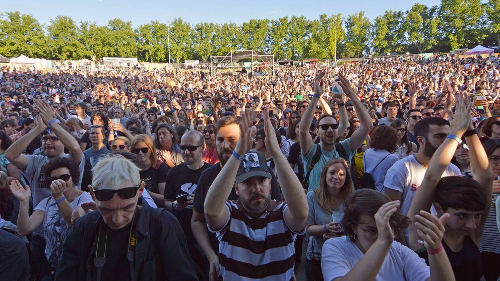 La música en directo arde: alarma tras la cancelación in extremis del 'Tomavistas'