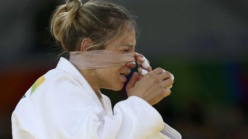 El drama de Laura Gómez en judo: No me duele la nariz, me duele el orgullo