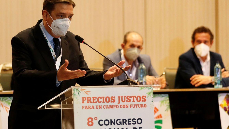 La guerra de la PAC desvela la debilidad del PSOE y la soledad del Gobierno en Andalucía
