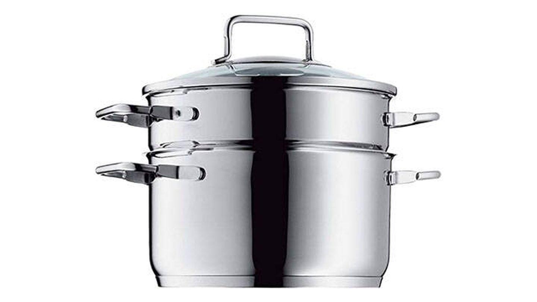 Olla cocción a vapor Grand Gourmet de WMF