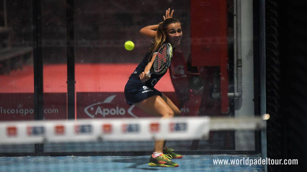 Foto: El cuadro femenino del Granada Open está más abierto que nunca. (World Padel Tour)