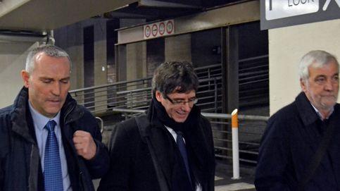 Quién es Escola, el mosso expedientado tras escoltar a Puigdemont en Bruselas