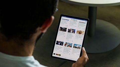Probamos la última tablet 'anti Apple' de Samsung: dejemos de hablar tanto del iPad