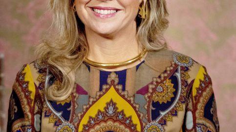 Máxima de Holanda (como Letizia) también repite estilismos