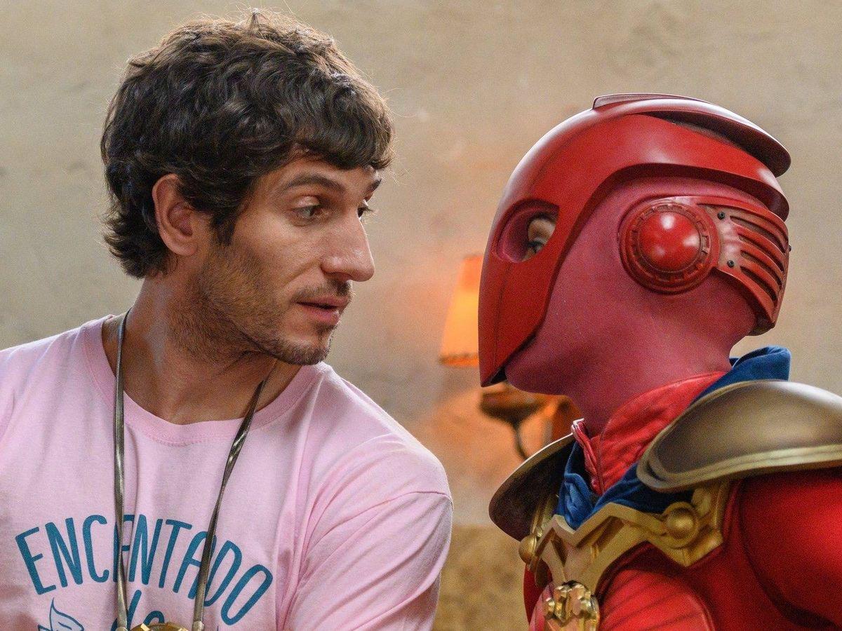 Foto: Quim Gutiérrez, protagonista de 'El vecino'. (Netflix)