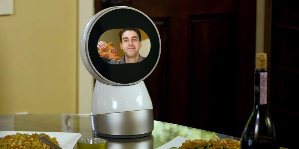 Foto: Jibo, el robot casi humano que querrás tener en tu casa